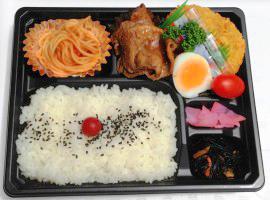 コロッケ&生姜焼き弁当