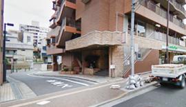 桜田通りから お弁当屋へ